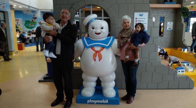 PlayMobil Funpark en Malta con Bebes