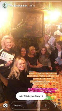 Wild Woman Book Club Brighton