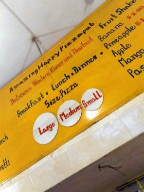 Happy Pizza w Kambodży?