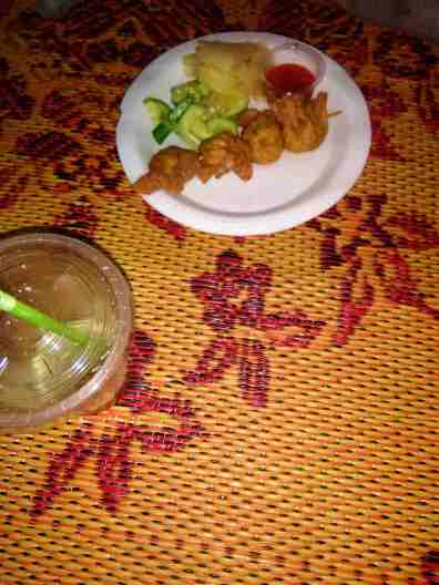 Jedzenie z ulicy Kambodża - Atrakcje Siem Reap
