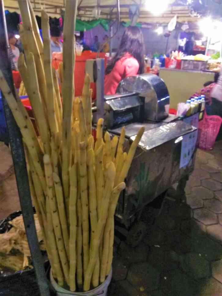 Sok ze trzciny cukrowej -Atrakcje Siem Reap