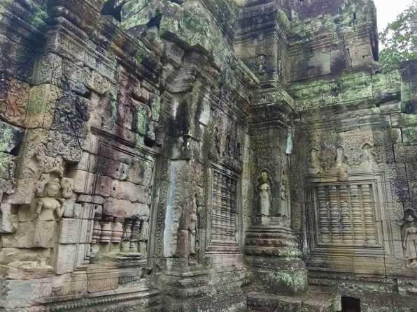 Zwiedzanie Angkoru - Kambodża
