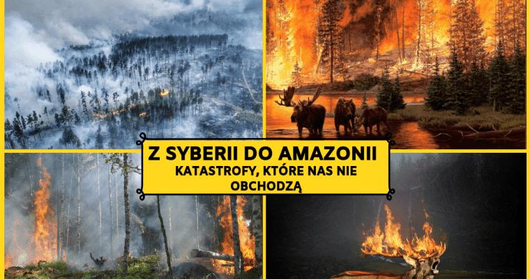 PozaPodróżami #9 – Z Syberii do Amazonii i po Afrykę