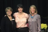 Donna, Marina, and Anne attended  our Area meeting in March.