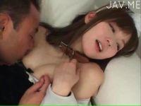 アダルトビデオ女優の麻倉憂がメイドのコスプレをしてセックスをして快感に可愛い声で喘ぐ潮吹き抜ける動画 かわいい 無料