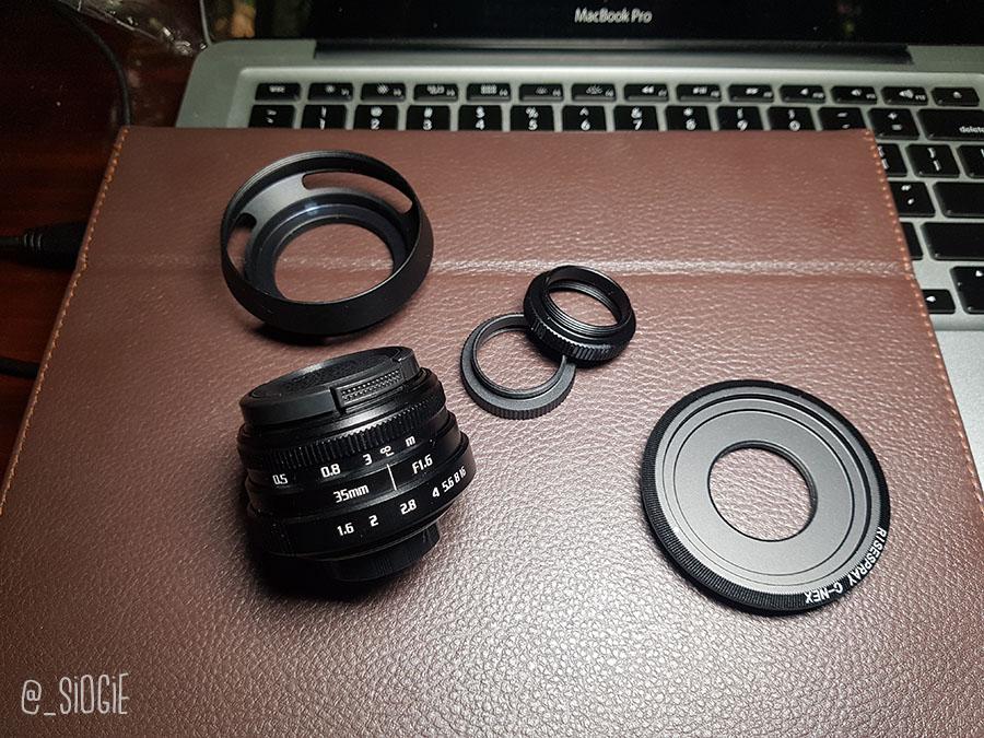 review fujian 35mm f/1.6
