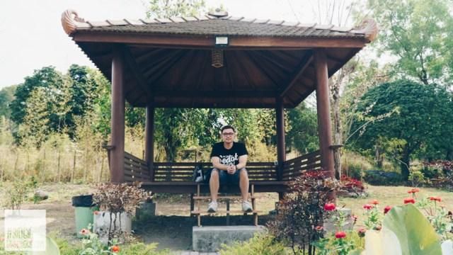 Bale-bale Merapi Park