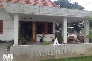 Review Augustina Home Malang