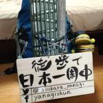 【徒歩日本一周】装備一覧