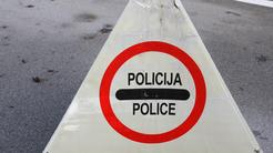 accident, sign, police