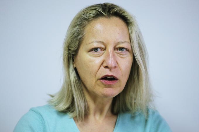 Odločitev Inštituta za trajnostni razvoj, ki ga vodi Anamaria Slave, še ni znana.