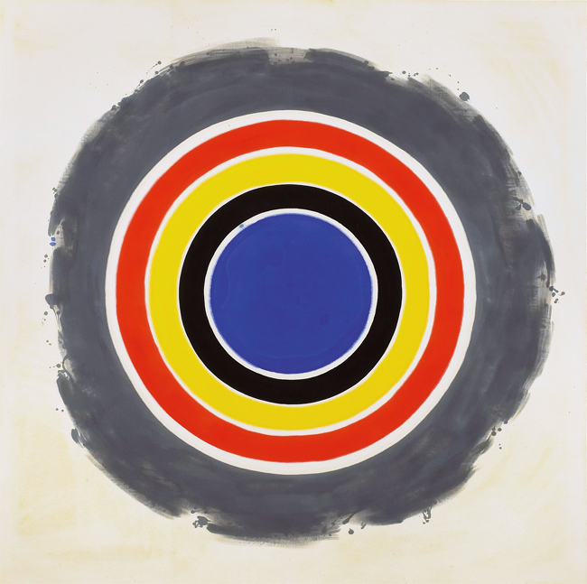 Kenneth Noland: That