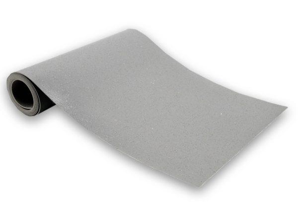 ΑΝΤΙΟΛΙΣΘΗΡΟ ΠΛΑΣΤΙΚΟ ΔΑΠΕΔΟ 1.5mm SPARKLE GREY 2M