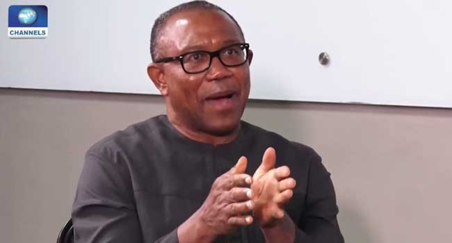 Insecurity: Allow Regional Security System To Function, Peter Obi Tells FG