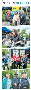 Ham and High picture special of Crouch End Festival 2019. Photograph by Siorna Ashby, a portrait photographer in north London, Finsbury Park for the Ham and High newspaper