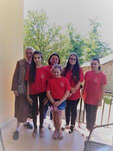 delegacja z Mostków