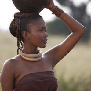 Oda do kobiety afrykańskiej