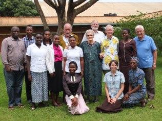 Siostry Misjonarki Afryki i Misjonarze Afryki -Uganda