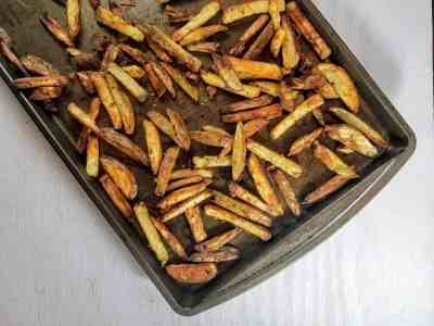 Bistro-style Oven Fries