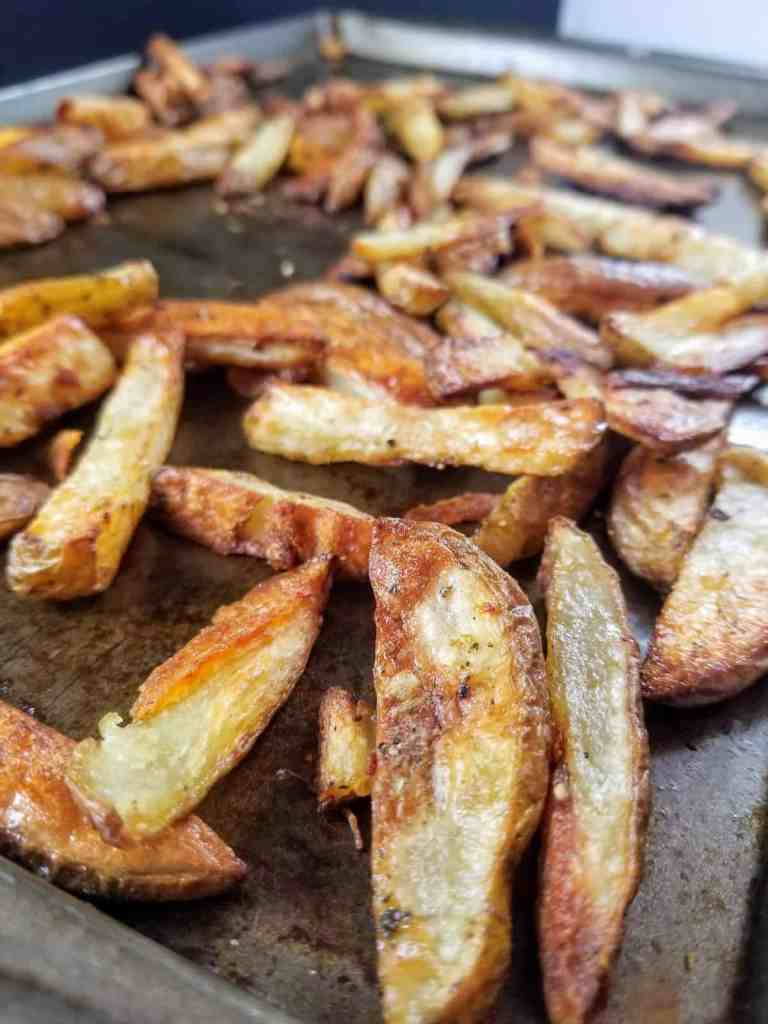 Easy Oven Fries