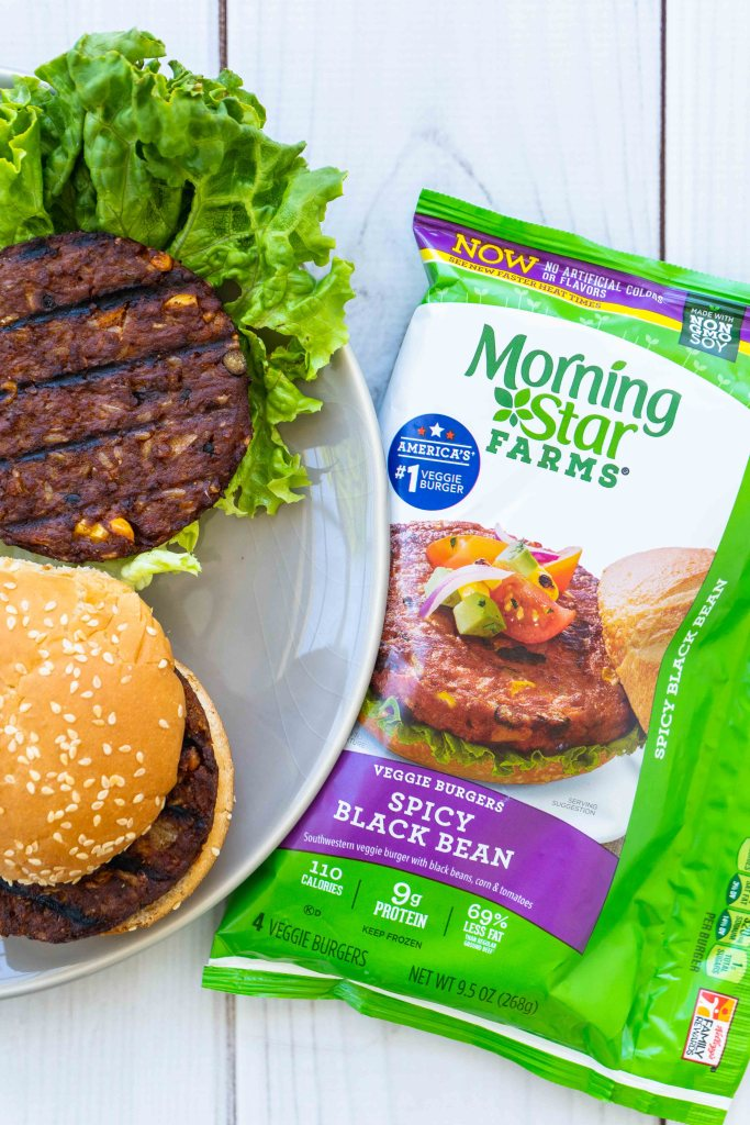 Extra Spicy Black Bean Burgers | Sip and Spice