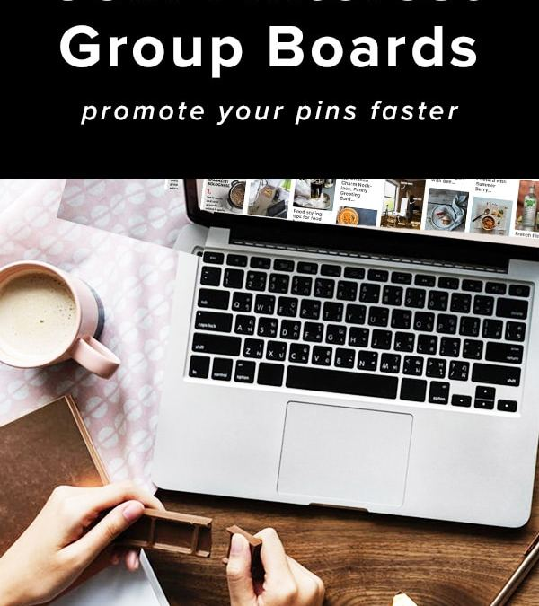 Join Pinterest Group Boards
