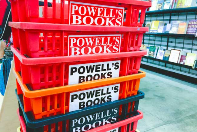Discover Unexpected Treasures at Powell's Books in Portland