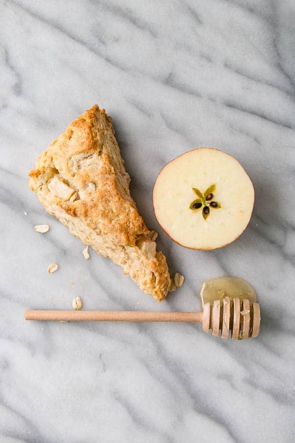 apple scones recipe for breakfast