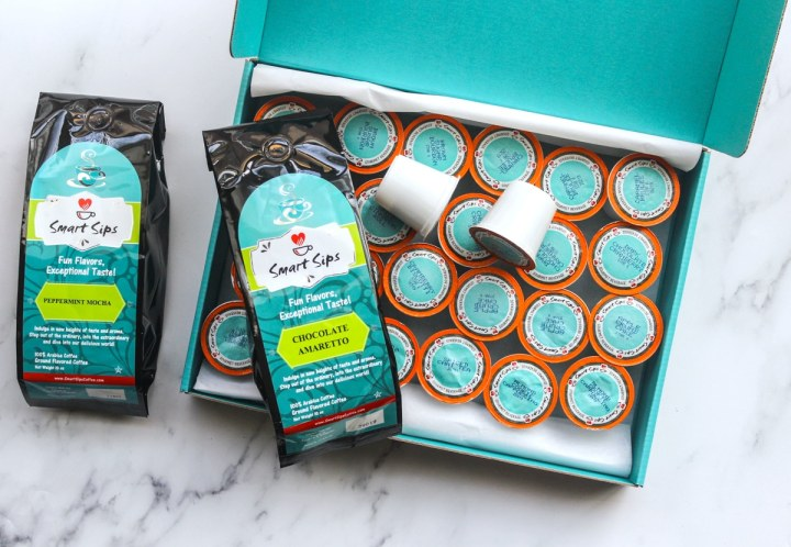 coffee gift idea for coffee pods