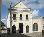 Igreja da Stª Cruz do Cortume - Penedo-AL (Brasil)