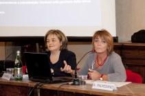 Da sinistra: Monica Mambelli, psicologa psicoterapeuta, co-responsabile sezione SIPNEI Emilia Romagna, Antonella Palmisano, psicobiologa, ricercatrice IRPSS-CNR, Napoli