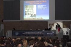 """Bottaccioli presenta la sua lettura su """"Scienza dello stress e scienza della salute"""" che ha concluso i lavori del Congresso"""
