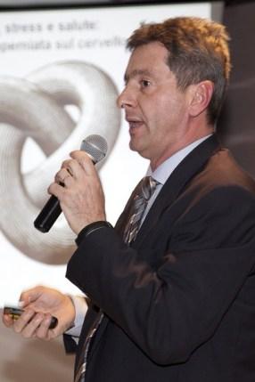 Andrea Minelli, professore di Fisiologia Urbino, membro del Comitato scientifico SIPNEI