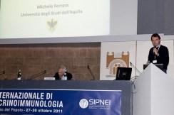 Michele Ferrara, professore di Psicobiologia e Psicologia fisiologica, l'Aquila