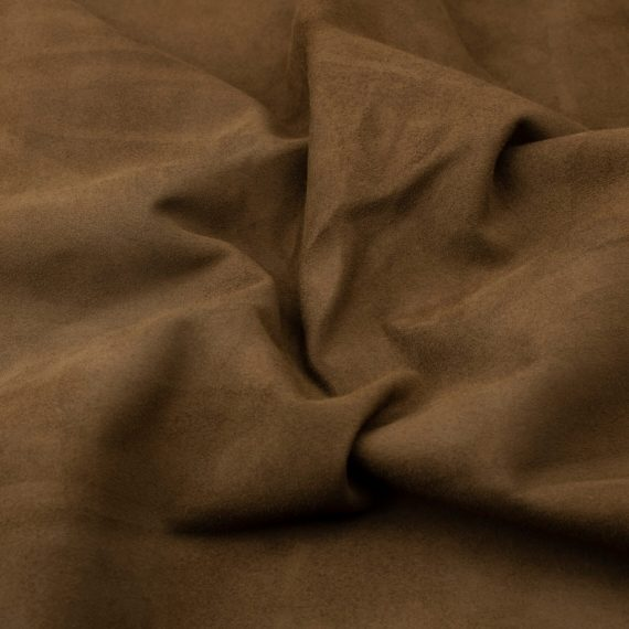 Silky suede loden Sipo l6r790s - leather for garments without lining
