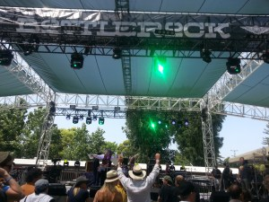 Living Life Out Loud at BottleRock Napa 2015