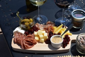 Wine & Food Paired With Breathtaking Views of Dry Creek Valley