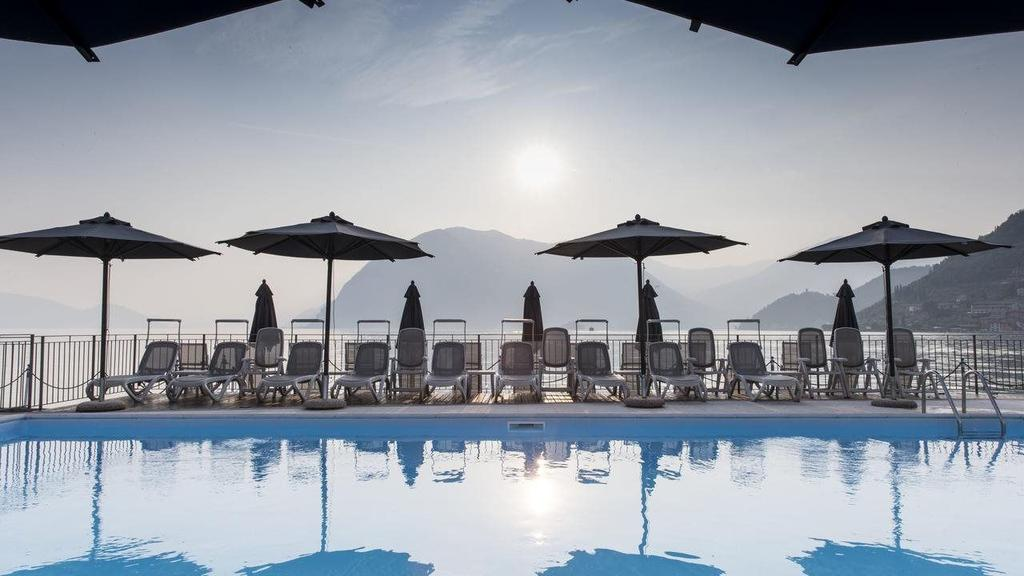 Lake Iseo Travel Destination at Hotel Rivalago, Italy