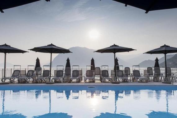 Lake Iseo Travel Destination at Hotel Rivalago, Italy