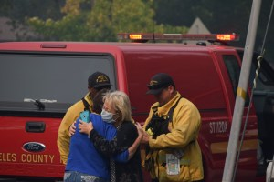 North Bay California Fires: Collection of Heartwarming Stories, Need A Smile?