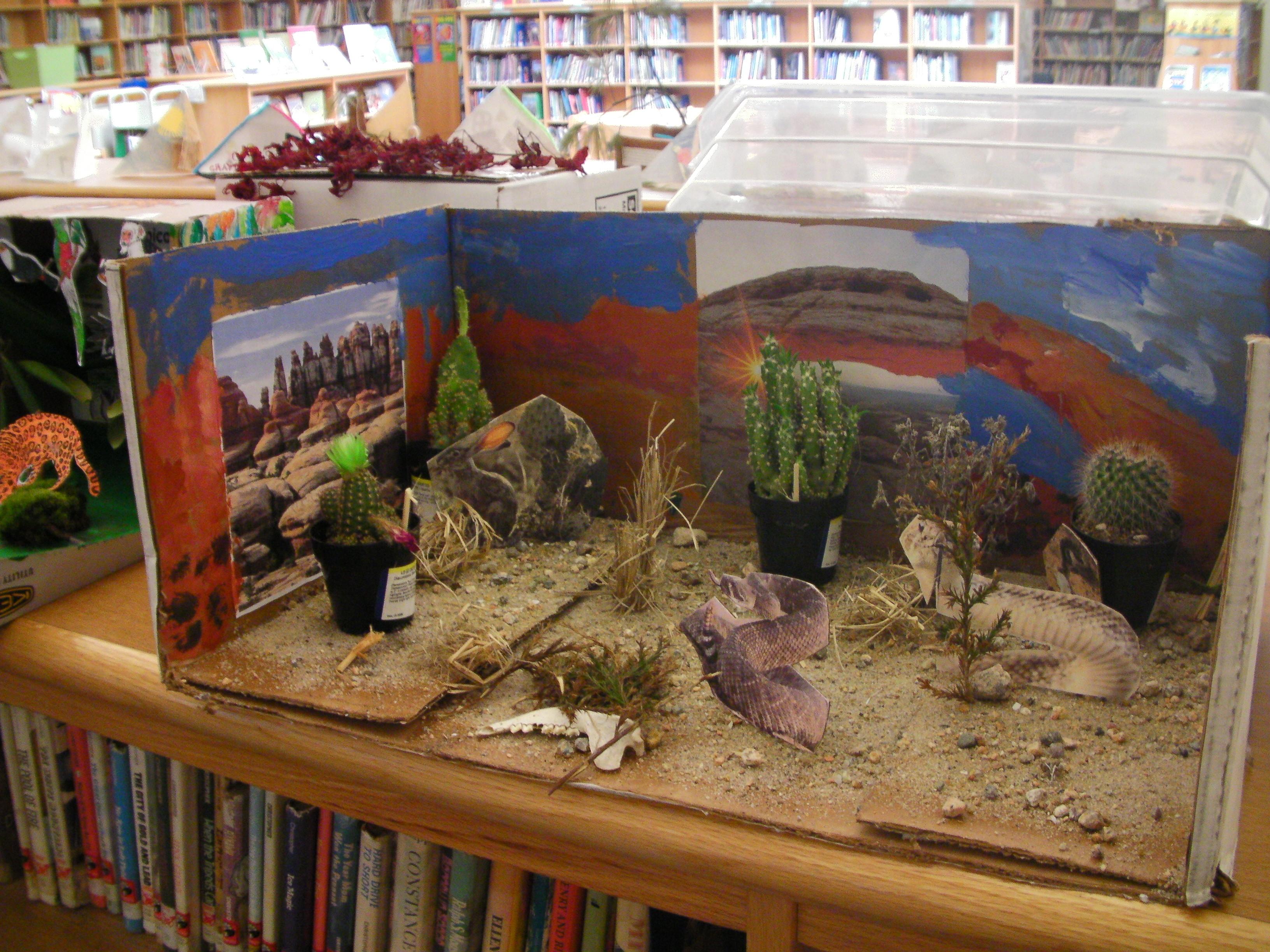 Grade Two Habitat Projects