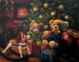 LOOKING TOWARD TO CHRISTMAS PAST