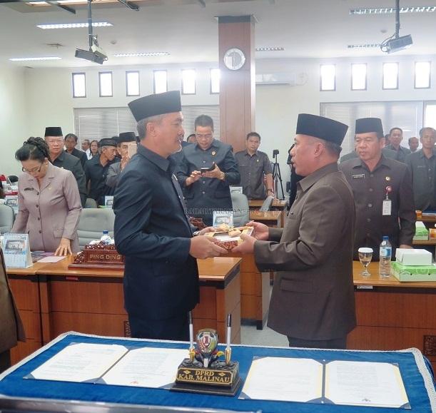 Pembentukan Perda HKAPA Kabupaten Malinau