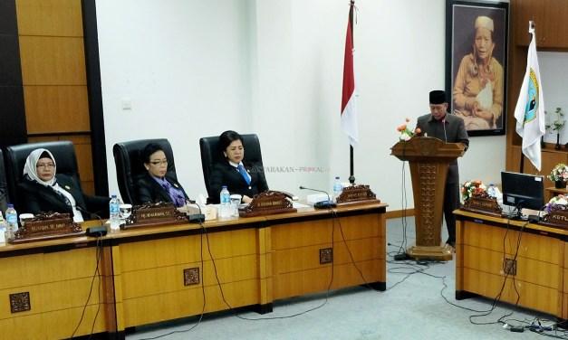Pemerintah Kabupaten Malinau Ajukan Ranperda Bantuan Hukum