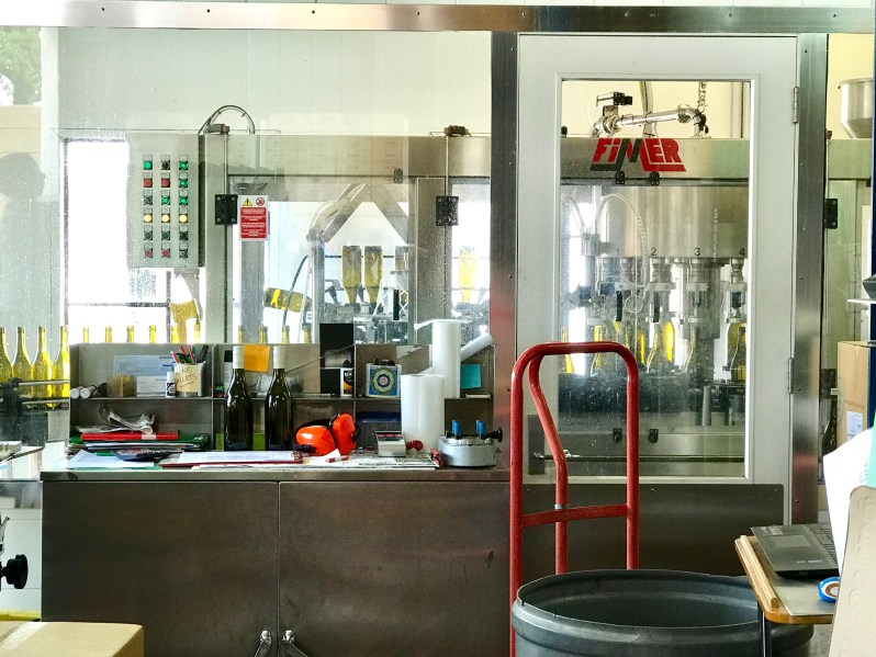Te Mata Estate Winery Wine Bottling Process.JPG