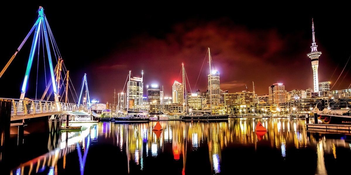 Auckland, New Zealand - Travel Guide