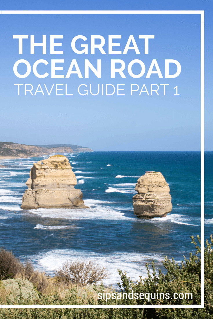 Great Ocean Road Part 1 Pinterest