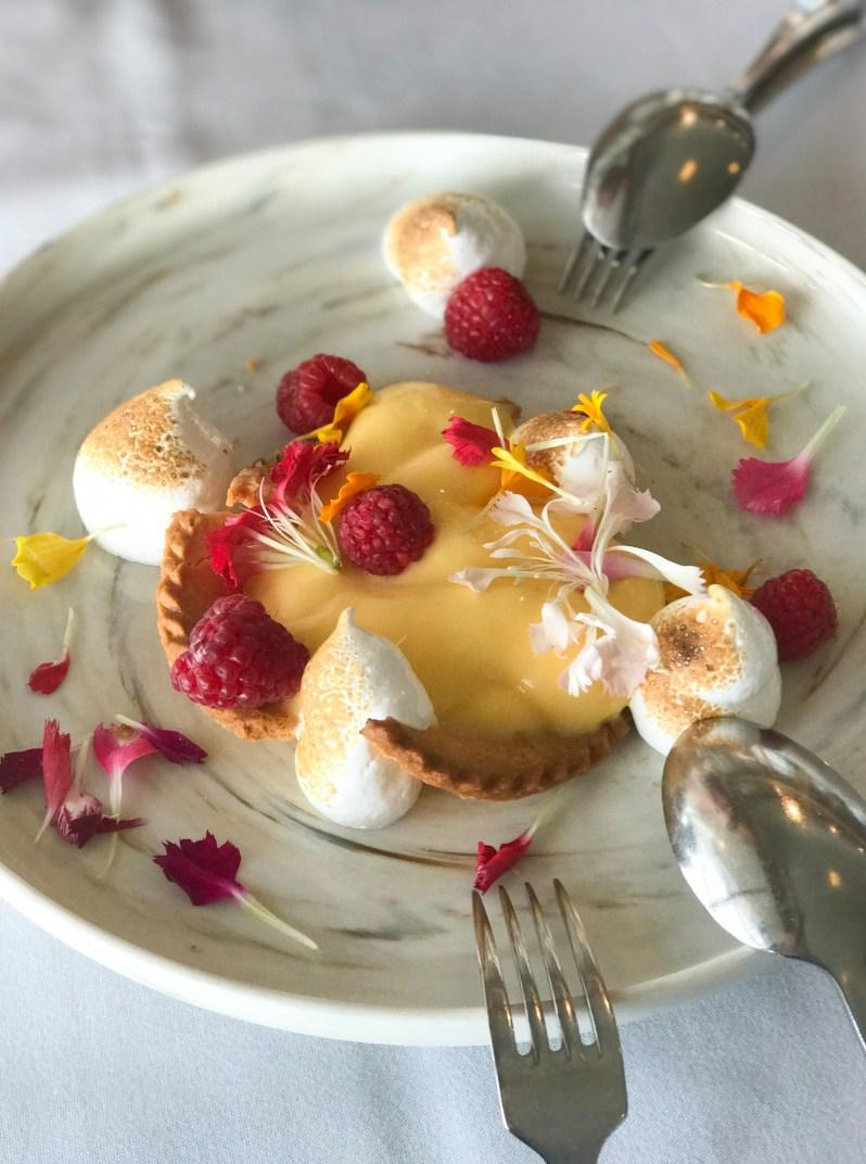 Silverwater Resort Watermark Restaurant Dessert.JPG