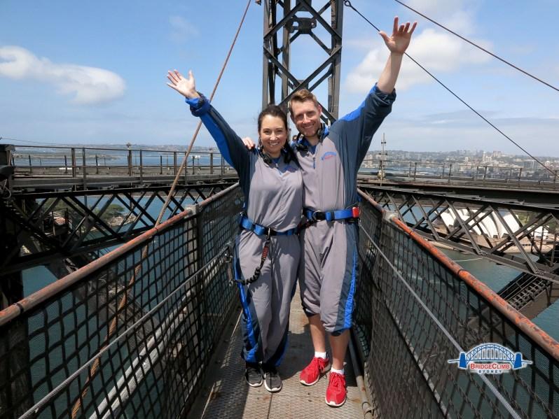 Sydney Harbour Bridge Climb sipsandsequins 3