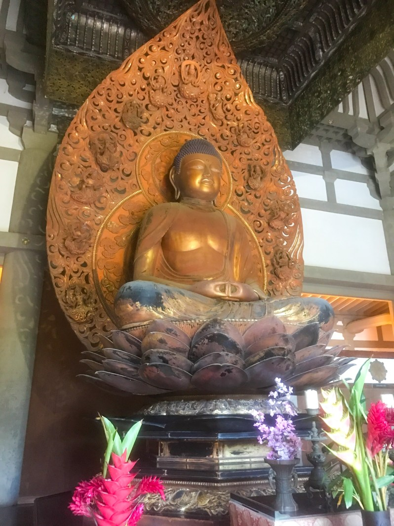 Buddhist Temple Buddha Oahu Hawaii